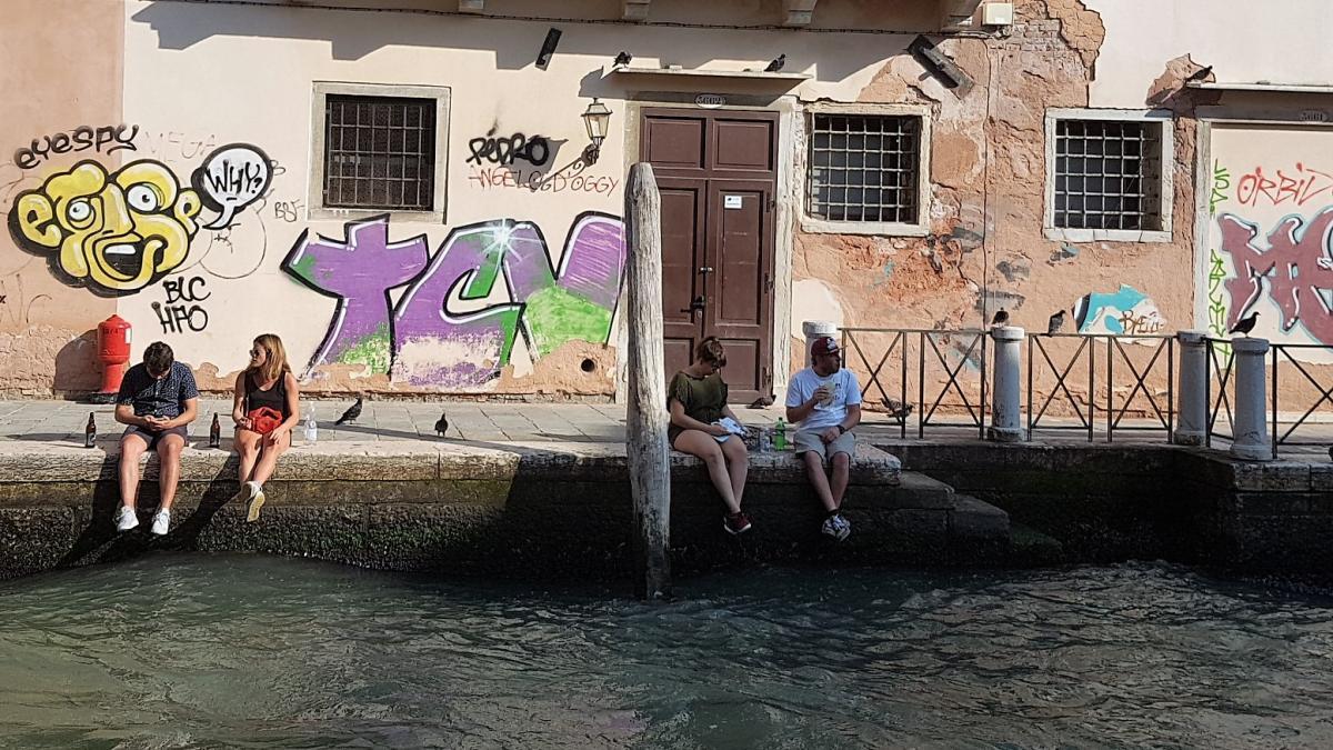 Nejlepší způsob, jak zažít Benátky z blízka a s chutí :)